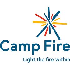 """Camp Fire """"School Out"""" Fun"""