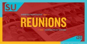 Alumni Grand Reunion, May 5-7, 2017