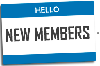 Help Welcome Our Newest 3 MoASSP Members