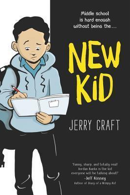 Graphic Novel- The New Kid