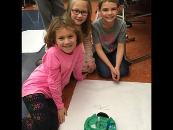3rd - 5th Grade Learning Scribbler Robots