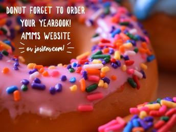 Order Your Yearbook Today!  JOSTENS.COM