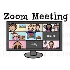 September Zoom Meetings