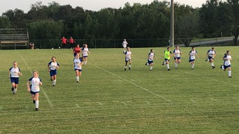 Soccer with ANOTHER win!!