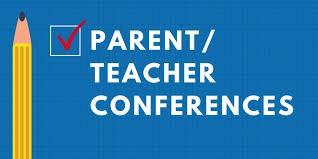 Save the Date...Parent-Teacher Conferences