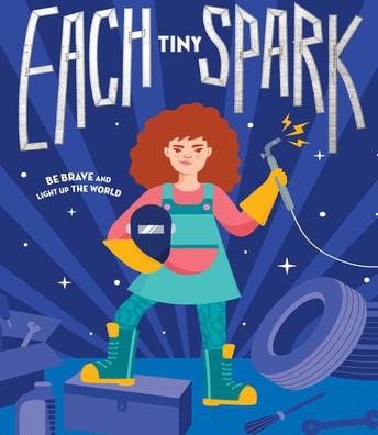 Each Tiny Spark by Pablo Cartaya