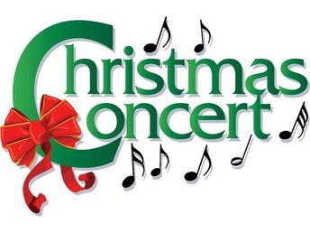 Christmas Concerts ~ Dec. 14