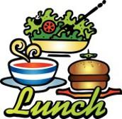 Middlers Lunch Sunday September 15, 12:30