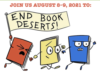 End of Book Deserts