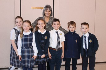 CSW Sunday: Catholic Schools Week Mass & Book Fair