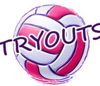 7th and 8th Grade Girls Volleyball Tryouts