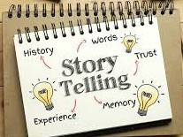 Youth Storytelling Workshops Nov. 7 & 13
