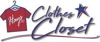 Hays Clothes Closet