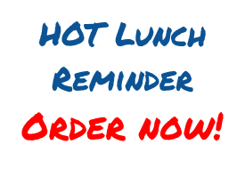 Hot Lunch Program - Buona Restaurant
