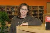 MUSTANG SPOTLIGHT - STRONGSVILLE MIDDLE SCHOOL MEDIA SPECIALIST MRS. JOAN BATTLE