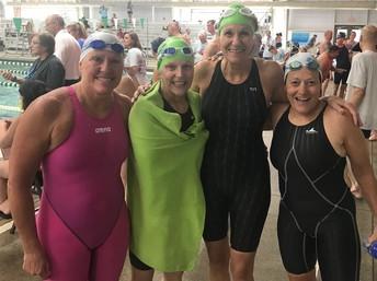Women 400 Medley 240+