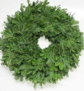 Booster Club Wreath & Garland Sale