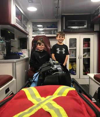 MIdlothian Ambulance