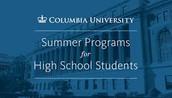 Columbia University Summer Program