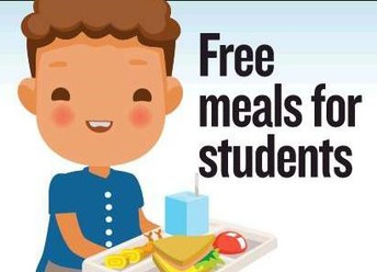 Free Breakfast and Lunch for ALL students
