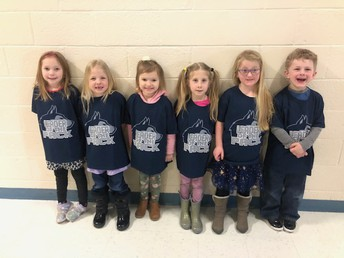 Young Fives & Kindergarten
