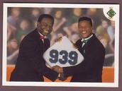 Rickey Henderson's 939 stolen bases