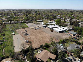 Countdown to the New Multipurpose Room at Birch Lane Begins