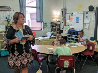 Amanda Wilson - Hogansville Elementary