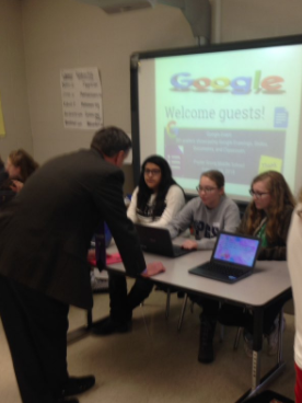 8th grade Google Event