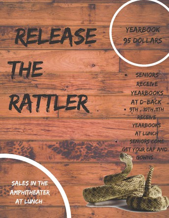 2018-19 Yearbooks are still available!