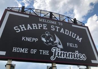 Sharpe Stadium Dedication - September 13, 2019