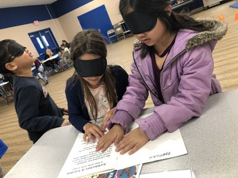 Abilities Awareness Week Comes to Weathersfield Elementary