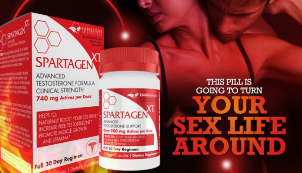 Spartagen XT – The Way Your Nutrition Choices Become Your State Of Health Choices 631