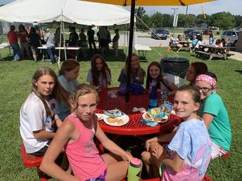 6th Grade Transition Camp - Summer of 2021