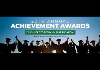 ICBABC STUDENT ACHIEVEMENT AWARDS