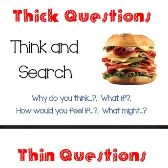 Thick Thin Questions