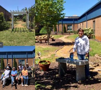 Volunteer Spotlight: Gardening!