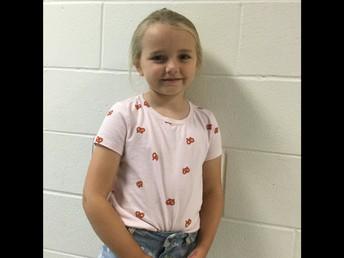 Tallulah - 2nd Grade