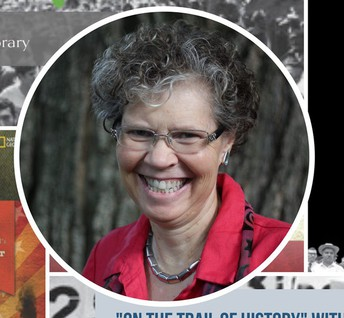 On the Trail of History with Award-Winning Author Ann Bausum