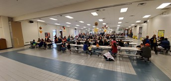 Thanksgiving Feast at Meyer!