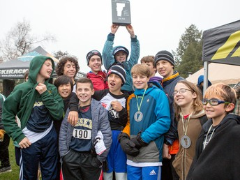 Cross Country Champs!