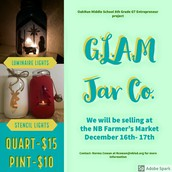 GLAM Jar Co.
