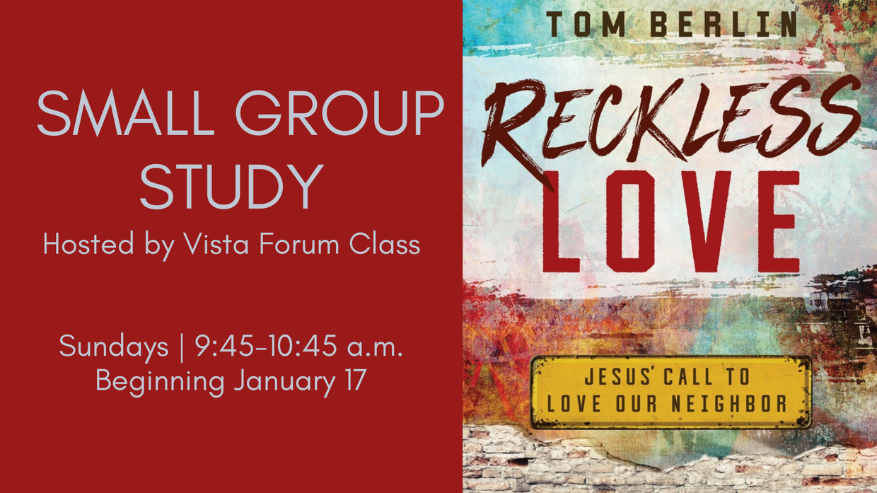 Reckless Love Small Group Study