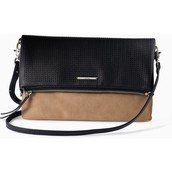 Black/Tan Waverly Bag