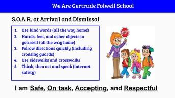 SOAR at Arrival Dismissal