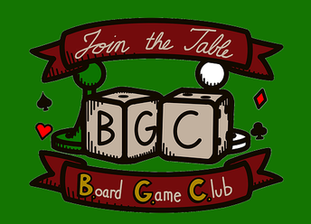 Join the Board Game Club!