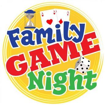 Family Math Game Night!