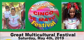 Multicultural Cinco de Mayo Festival