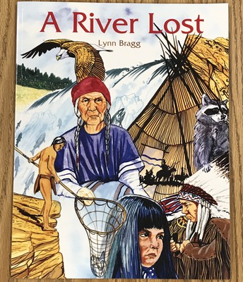 A Native Authored Book titled 'A River Lost'