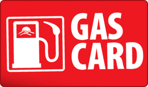 Win a Gas Card!